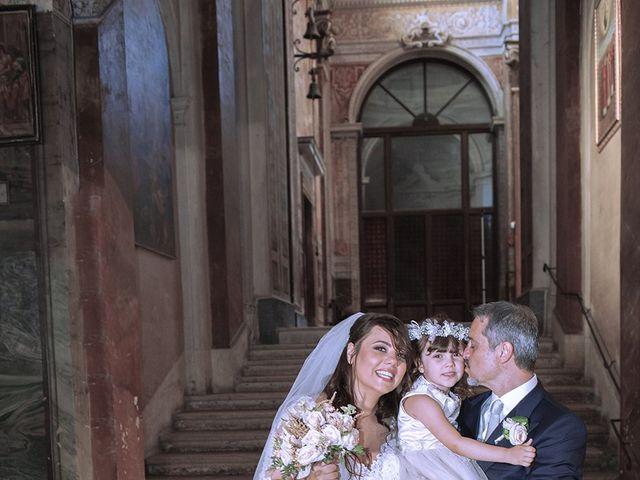 Il matrimonio di Manuel e Cecilia a Trevignano Romano, Roma 39