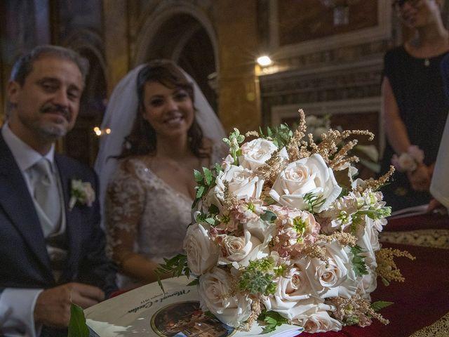 Il matrimonio di Manuel e Cecilia a Trevignano Romano, Roma 41