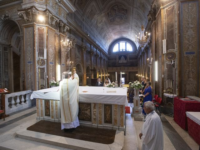 Il matrimonio di Manuel e Cecilia a Trevignano Romano, Roma 43