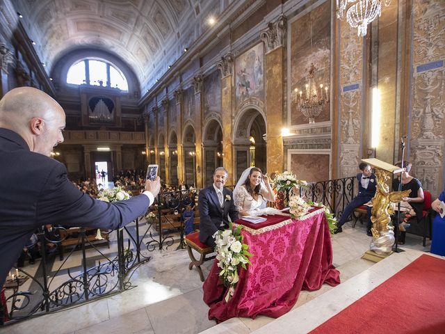 Il matrimonio di Manuel e Cecilia a Trevignano Romano, Roma 44