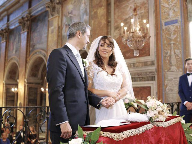 Il matrimonio di Manuel e Cecilia a Trevignano Romano, Roma 47