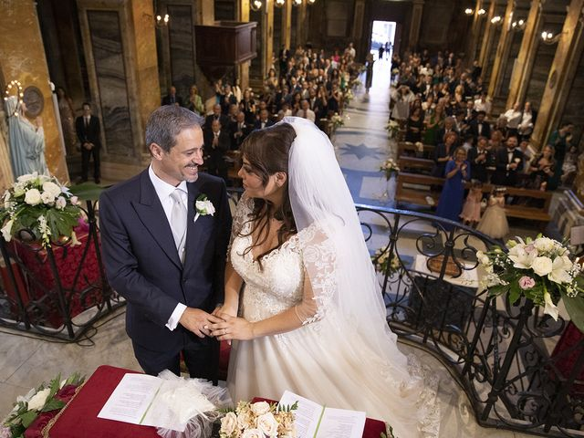 Il matrimonio di Manuel e Cecilia a Trevignano Romano, Roma 48