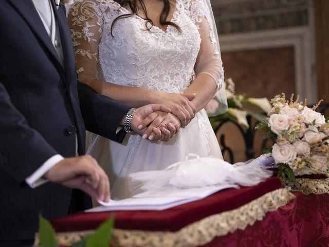 Il matrimonio di Manuel e Cecilia a Trevignano Romano, Roma 49