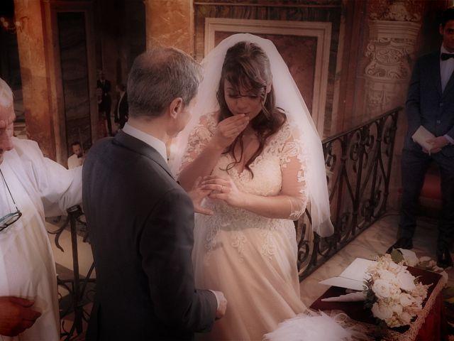 Il matrimonio di Manuel e Cecilia a Trevignano Romano, Roma 51