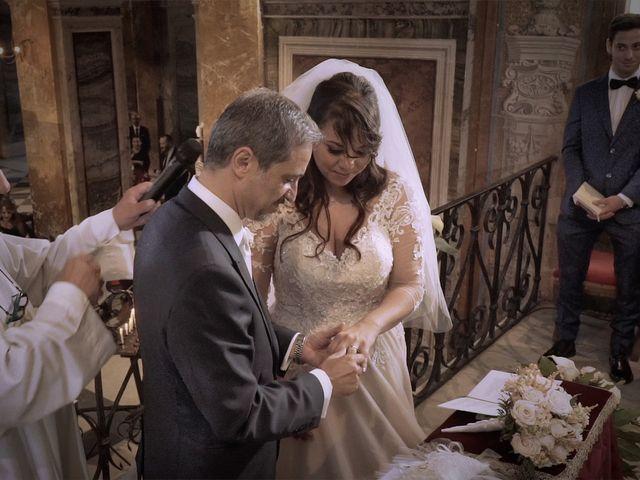 Il matrimonio di Manuel e Cecilia a Trevignano Romano, Roma 52