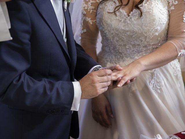 Il matrimonio di Manuel e Cecilia a Trevignano Romano, Roma 53