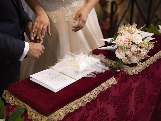 Il matrimonio di Manuel e Cecilia a Trevignano Romano, Roma 54