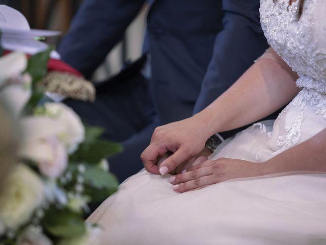 Il matrimonio di Manuel e Cecilia a Trevignano Romano, Roma 56