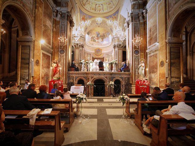 Il matrimonio di Manuel e Cecilia a Trevignano Romano, Roma 57
