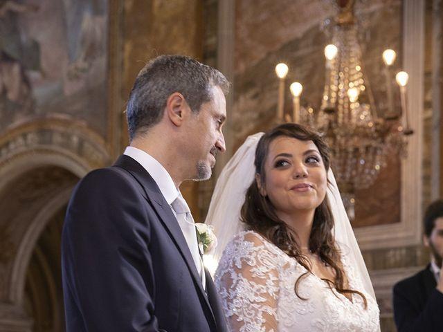 Il matrimonio di Manuel e Cecilia a Trevignano Romano, Roma 58