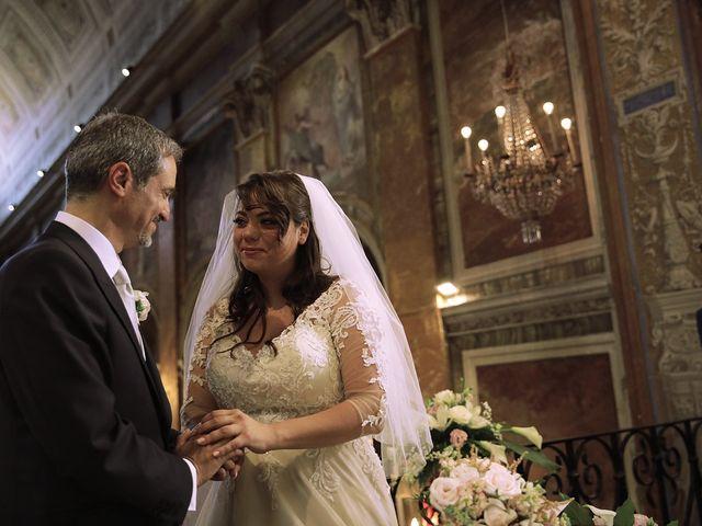 Il matrimonio di Manuel e Cecilia a Trevignano Romano, Roma 59