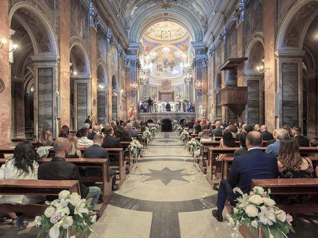 Il matrimonio di Manuel e Cecilia a Trevignano Romano, Roma 60