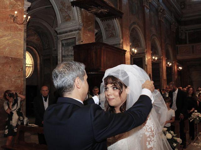 Il matrimonio di Manuel e Cecilia a Trevignano Romano, Roma 63