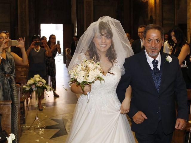 Il matrimonio di Manuel e Cecilia a Trevignano Romano, Roma 64