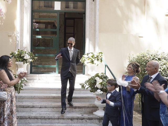 Il matrimonio di Manuel e Cecilia a Trevignano Romano, Roma 65
