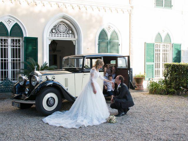 Il matrimonio di Federico e Susanna a Zoagli, Genova 4