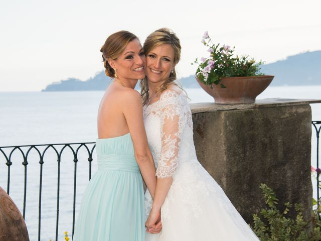 Il matrimonio di Federico e Susanna a Zoagli, Genova 9