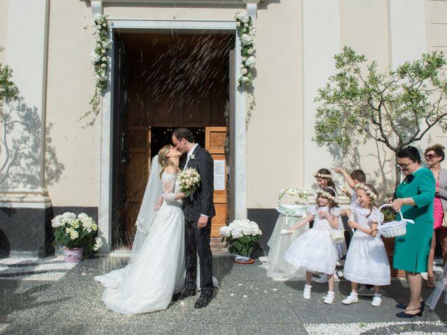 Il matrimonio di Federico e Susanna a Zoagli, Genova 10