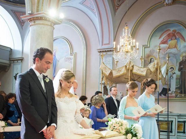 Il matrimonio di Federico e Susanna a Zoagli, Genova 11