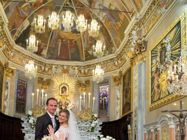 Il matrimonio di Federico e Susanna a Zoagli, Genova 12