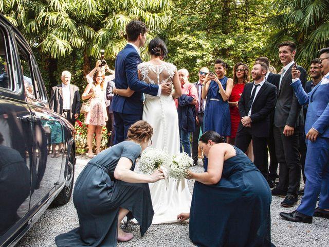 Il matrimonio di Federico e Christelle a Annone di Brianza, Lecco 13