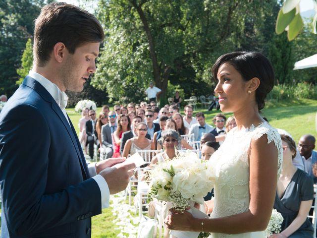 Il matrimonio di Federico e Christelle a Annone di Brianza, Lecco 18