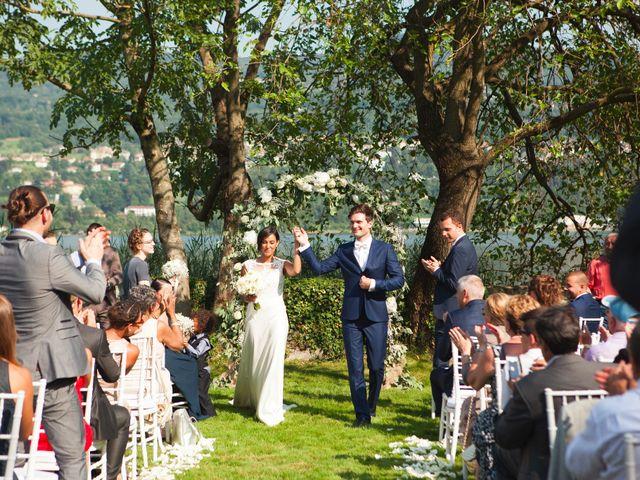 Il matrimonio di Federico e Christelle a Annone di Brianza, Lecco 19