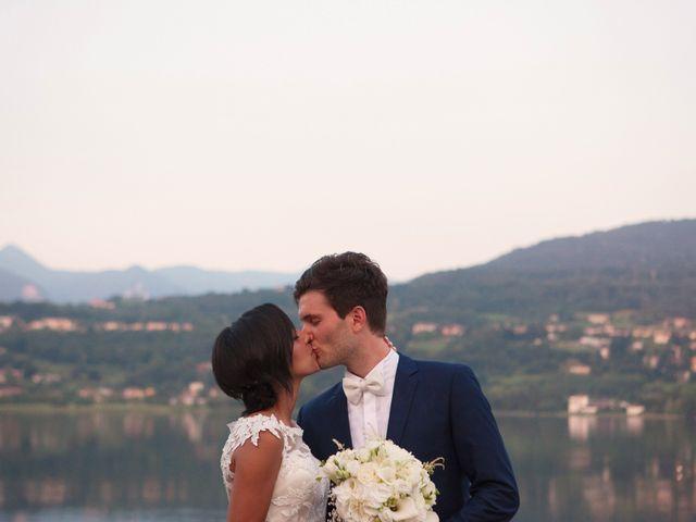 Il matrimonio di Federico e Christelle a Annone di Brianza, Lecco 24