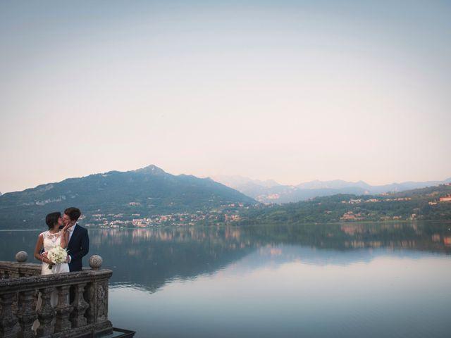 Il matrimonio di Federico e Christelle a Annone di Brianza, Lecco 25