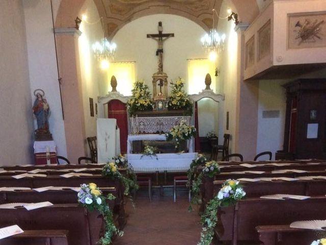 Il matrimonio di Stefano e Jessica a Monte San Pietro, Bologna 20