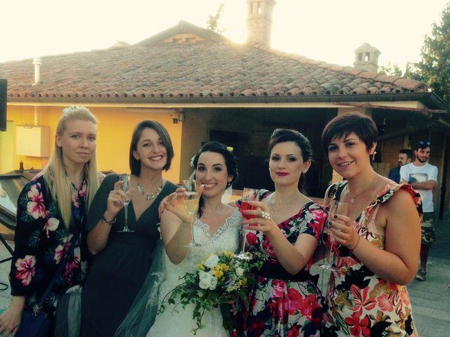 Il matrimonio di Stefano e Jessica a Monte San Pietro, Bologna 44