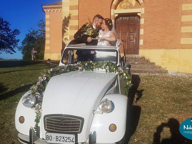 Il matrimonio di Stefano e Jessica a Monte San Pietro, Bologna 73