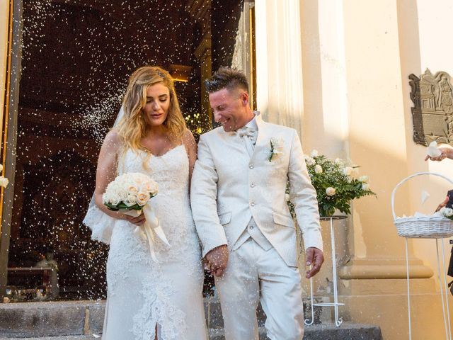 le nozze di Thomas e Alexandra