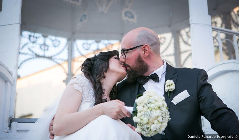 Il matrimonio di Vincenzo e Paola a Galatina, Lecce