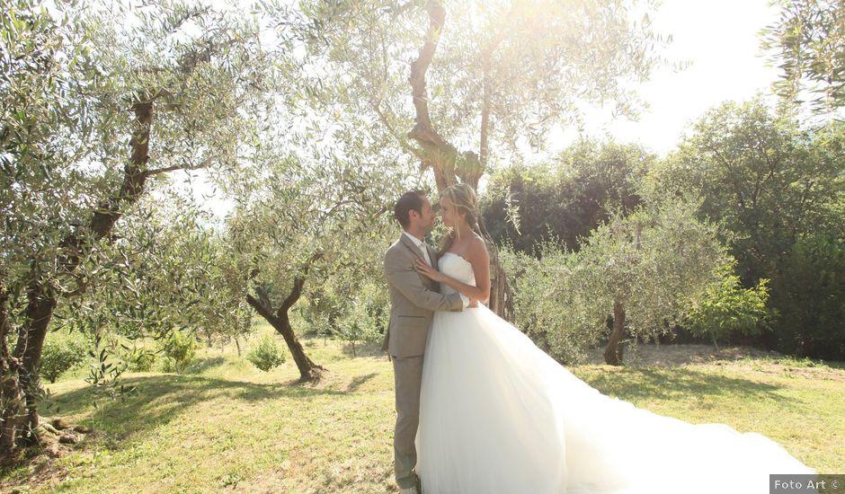 Il matrimonio di Jos e Kim a Lucca, Lucca