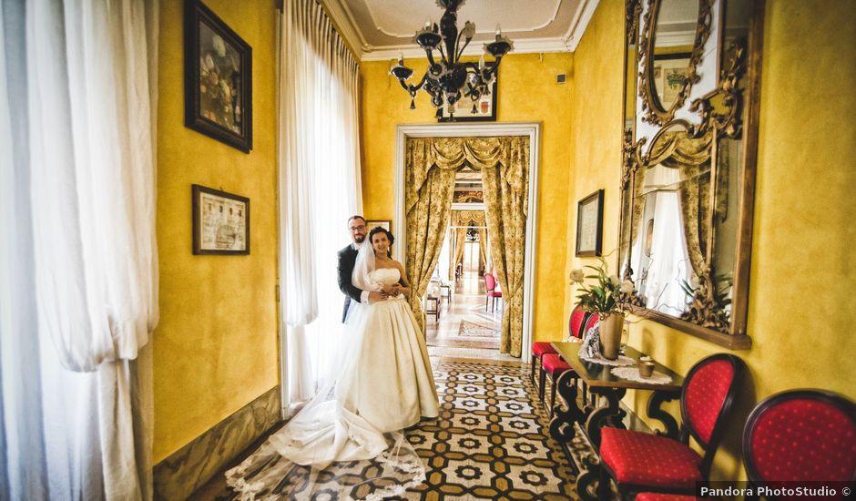Il matrimonio di Cristian e Simona a Canegrate, Milano