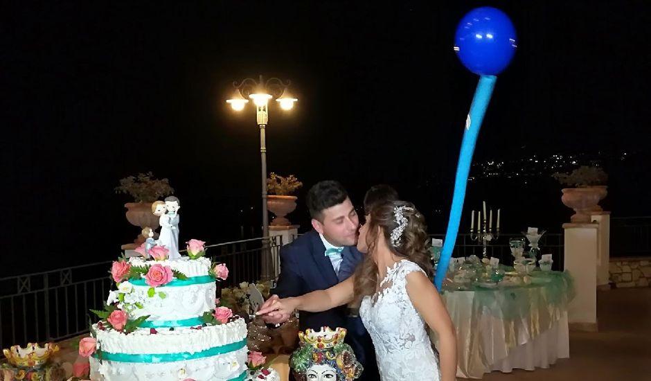 Il matrimonio di Cateno  e Cettina  a Letojanni, Messina
