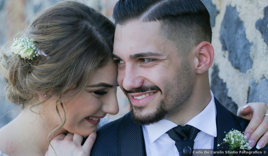 Il matrimonio di Giacomo e Rosaria a Napoli, Napoli