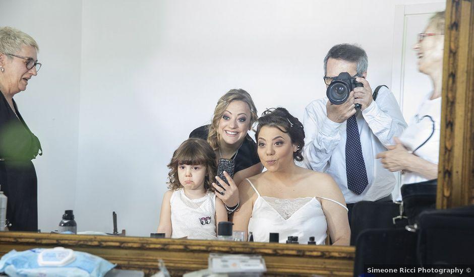Il matrimonio di Manuel e Cecilia a Trevignano Romano, Roma