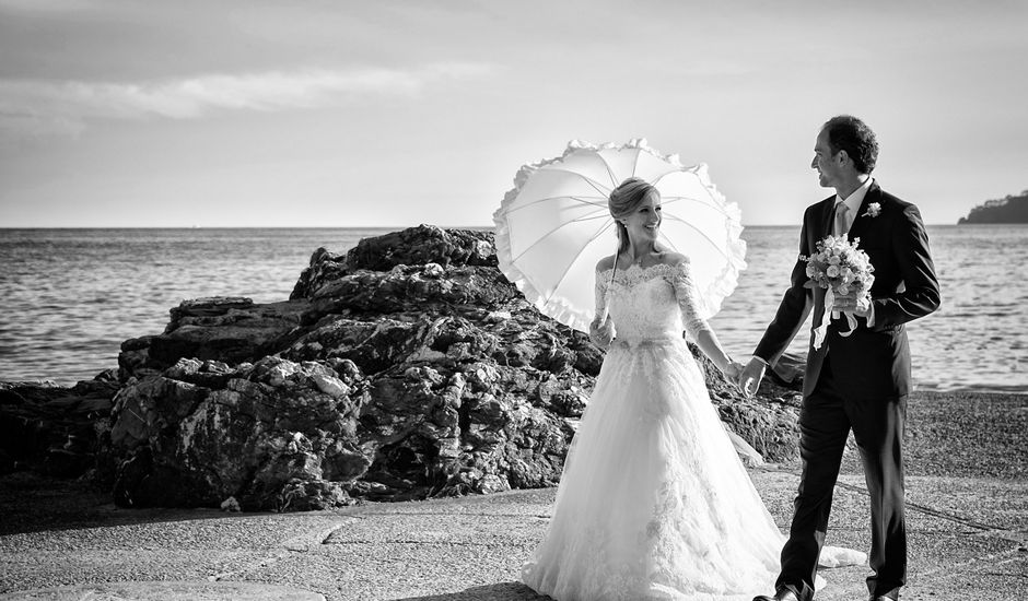 Il matrimonio di Federico e Susanna a Zoagli, Genova