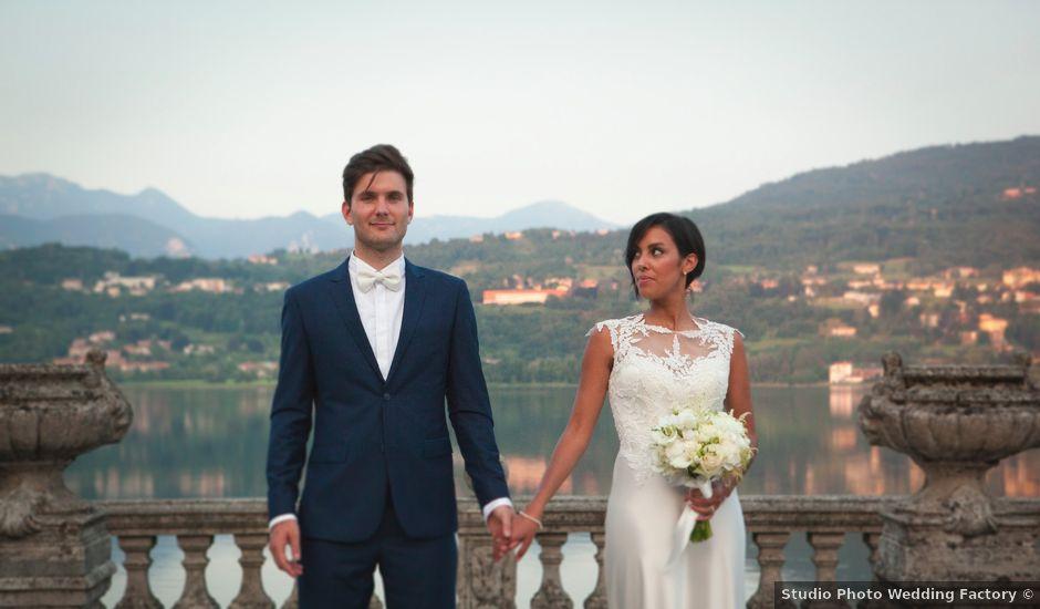 Il matrimonio di Federico e Christelle a Annone di Brianza, Lecco