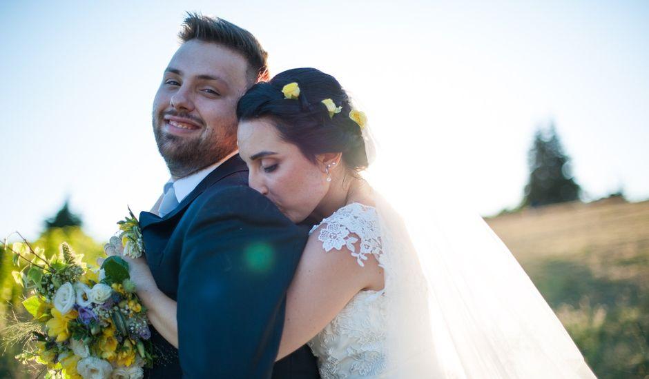 Il matrimonio di Stefano e Jessica a Monte San Pietro, Bologna