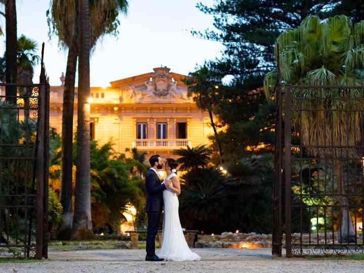 Le nozze di Ludovica e Michele