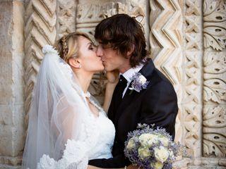 Le nozze di Fabio e Ana