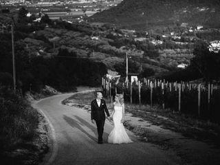 Le nozze di Yelena e Andrea