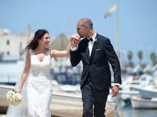 Le nozze di Danila e Pietro