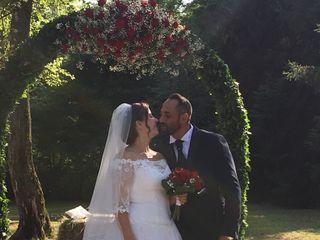 Le nozze di Veronica e Yorell  1