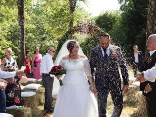 Le nozze di Veronica e Yorell
