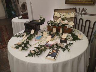 Le nozze di Anna e Stefano 1
