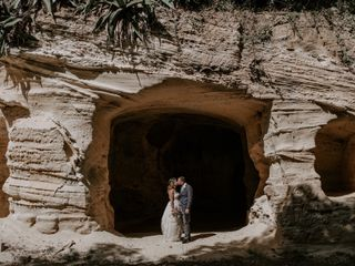 Le nozze di Yifan e Davide